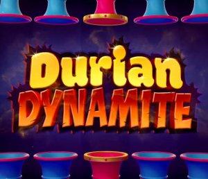 durian dynamite En ny fruktmaskin som riktig stinker