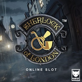 Sherlock of london slot Gjør deg klar for å bruke de små grå